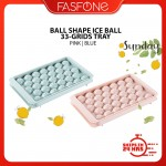 (Ready Stocks) Ice Cube Tray Mold Ice Ball Maker Whiskey Wine Cocktails Beverages Food Grade BPA Free