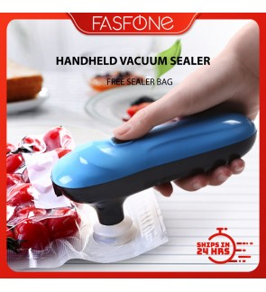Electric Food Vacuum Machine Sealer Bag Packiing Compression Preservation Kitchen Storage Seal Clipper