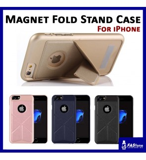 Luxury Transformer Magnet Fold Stand Holder Case for iPhone 6 6s 7 Plus