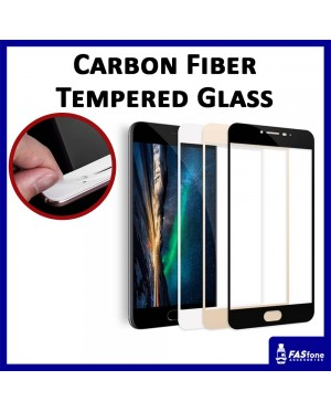 3D Carbon Fibre Full Cover Tempered Glass for Huawei Mate 9 P9 P10 Plus Lite