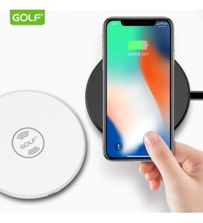 Golf Qi Smart Wireless Charger Pad 1A 5W WQ3