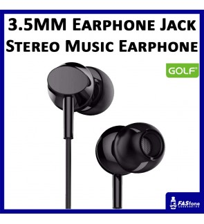 Ori GOLF 3.5mm Earphone Jack Stereo Music Earphone GF-M16