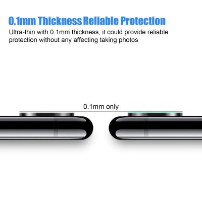 HD Huawei P10 Plus P20 Pro P30 Pro Back Camera Tempered Glass Protector 6H