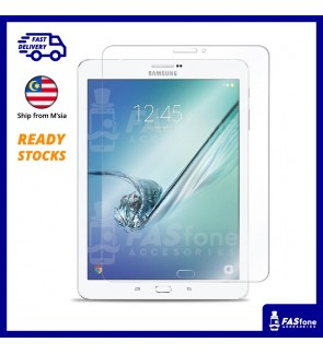 Round Edge Tempered Glass for Samsung Galaxy S Tab S2 8.0 9.7 10.5 3V A 7.0 Note