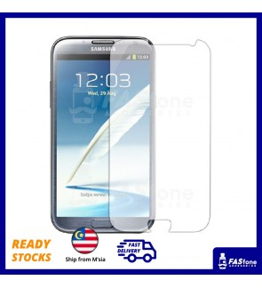 Samsung M10 M20 Note 1 2 3 4 5 FE 9 Tempered Glass Round Edge 2.5D 9H