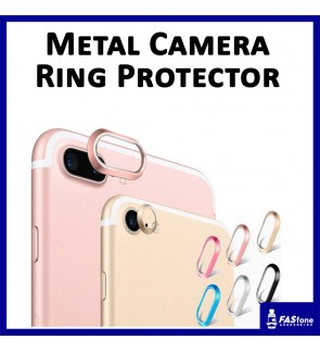 Fashion Quality Metal IPhone 7 8 Plus Camera Protector Lens (6 Colors)