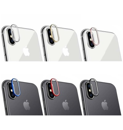 iPhone 11 PRO MAX X Xs Max XR Fashion Quality Metal Camera Protector Lens