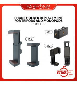 Phone Holder Replacement for Tripods and Monopods