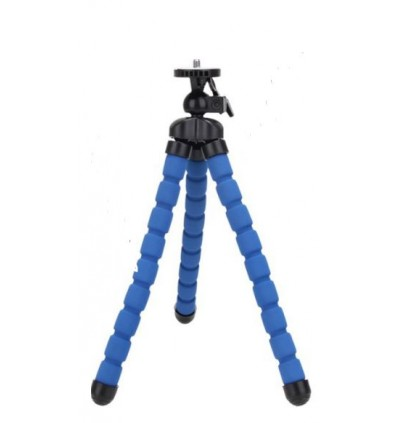Adjustable Tripod Bubble Spider Stand with Mount Adapter