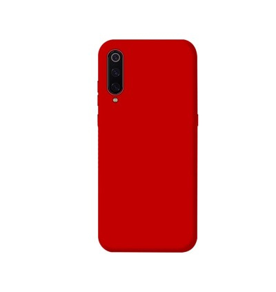 (Upgrade New) RedMi Note 7 / K20 / K20 Pro / Mi 9 / Mi 9SE / Mi CC9 Liquid Silicone Back Case Back Cover