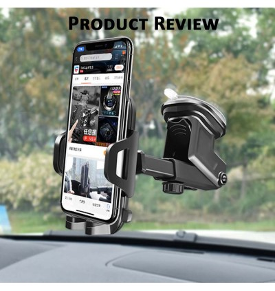 2 in 1 Phone Holder Dashboard Phone Holder Air Vent Phone Holder