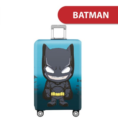 Cute Cartoon Luggage Protector Elastic Cover Luggage Suitcase Anti Scratch Dust Proof