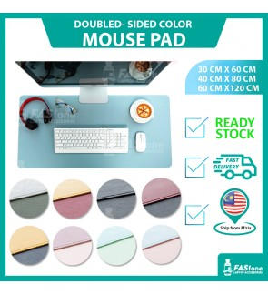 Mouse Pad Large Mousepad Large Double Sided Office Desk Mat Mouse Mat Gaming