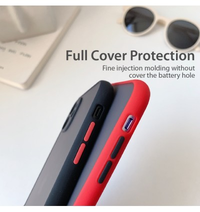(Ready Stocks) iPhone 6 6S 7 8 Plus X Xs Max XR 11 Pro Max 360 Anti Shock Protect Case Camera Protect Phone Casing