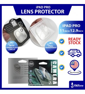 (Ready Stocks in Malaysia) 6H Camera Lens Protector Fit iPad Pro 12.9 2020 / iPad Pro 11 2020