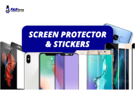 Screen Protector & Stickers
